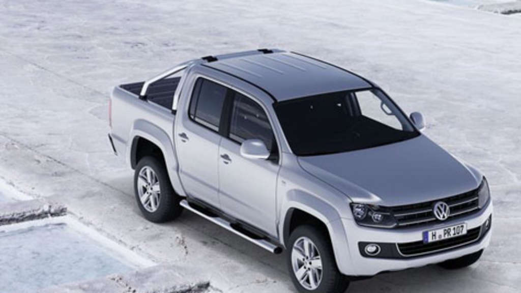 VW Amarok Pick up
