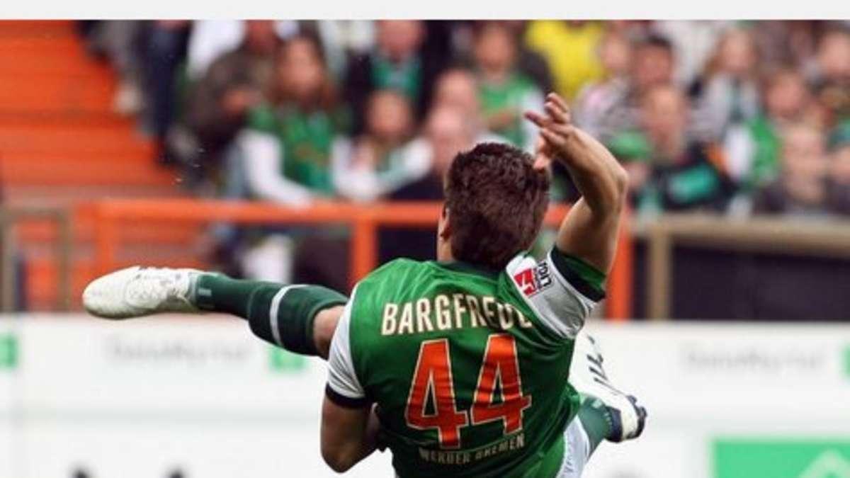 Werder spiller singel