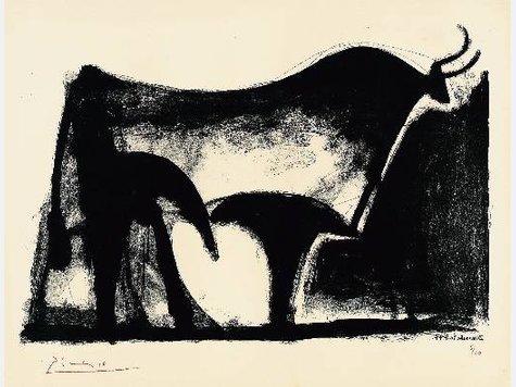 horst janssen museum zeigt ab morgen 100 grafische werke pablo picassos rahmenprogramm befasst. Black Bedroom Furniture Sets. Home Design Ideas