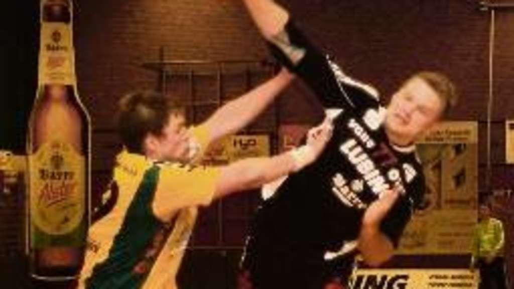 wie steht es beim handball