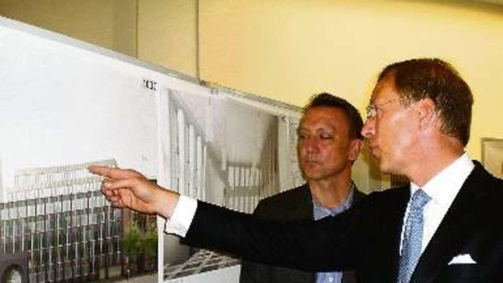 landesbank neubau auf domshof jury einstimmig f r entwurf aus london bremen. Black Bedroom Furniture Sets. Home Design Ideas
