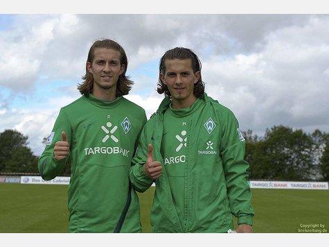 Aleksandar & Predrag Stevanović (SV Werder Bremen)