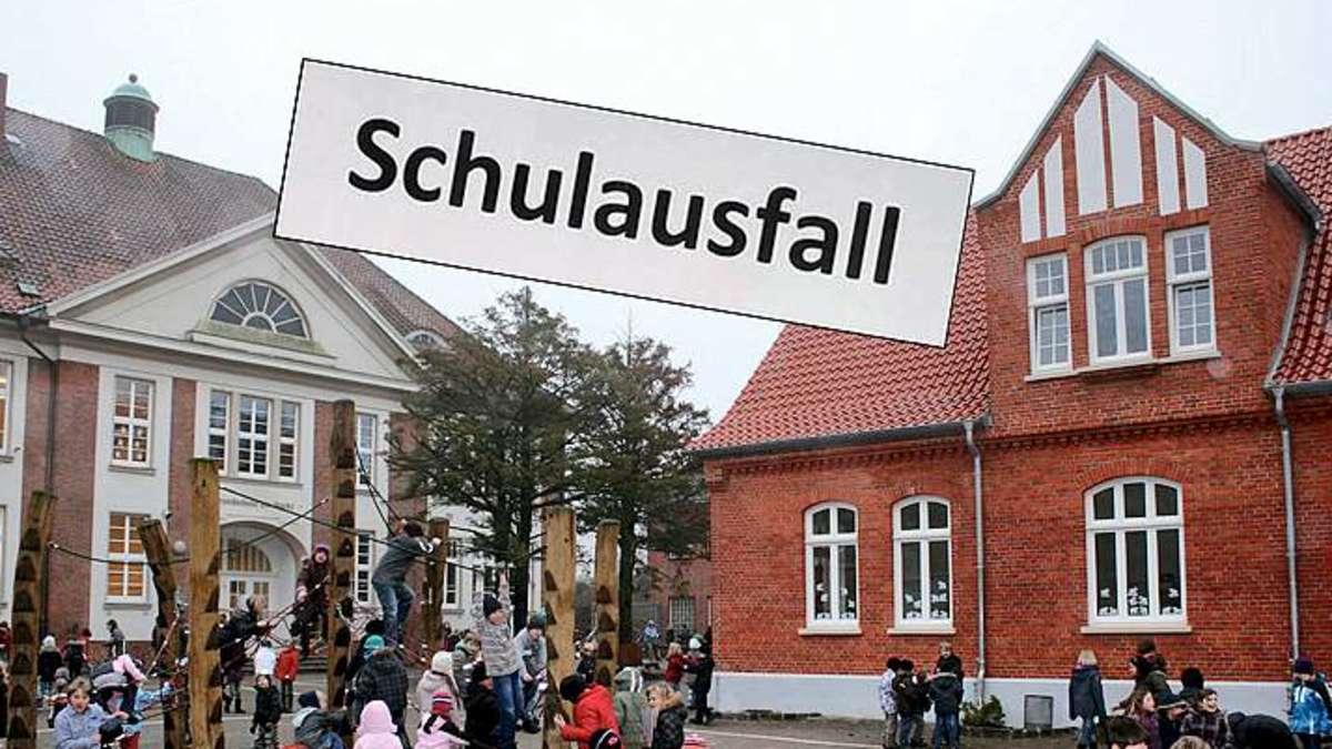 Schulausfall Hamburg
