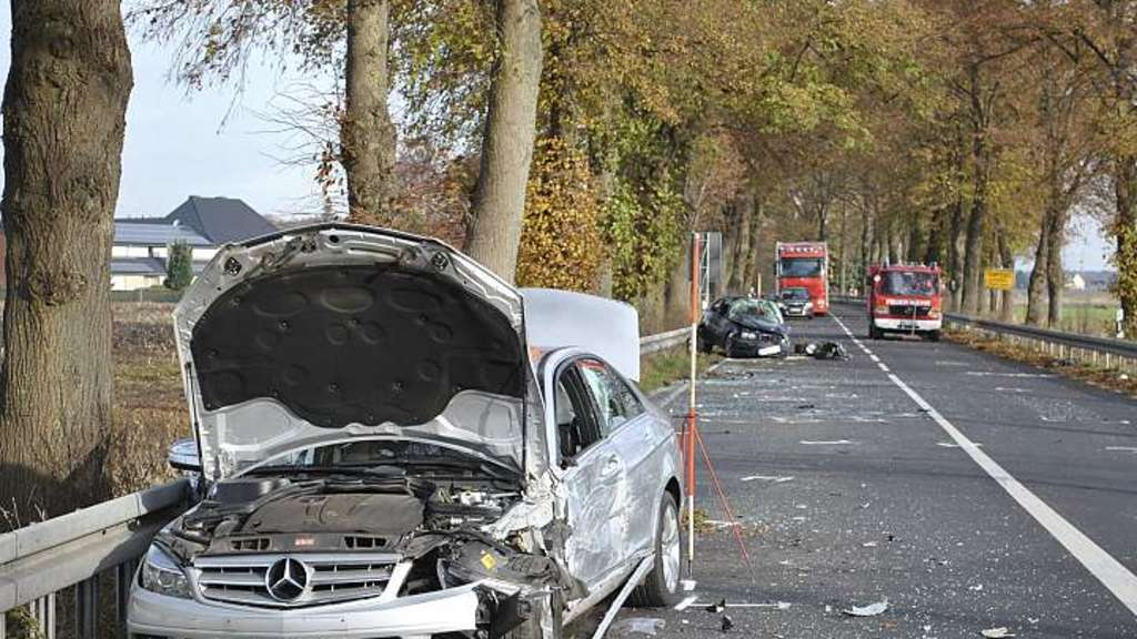 Bmw Unfall Heute