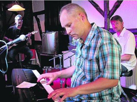 Alex Meisen und die Boogie-Company sorgen für einen schwungvollen Abend im Il Padrino.