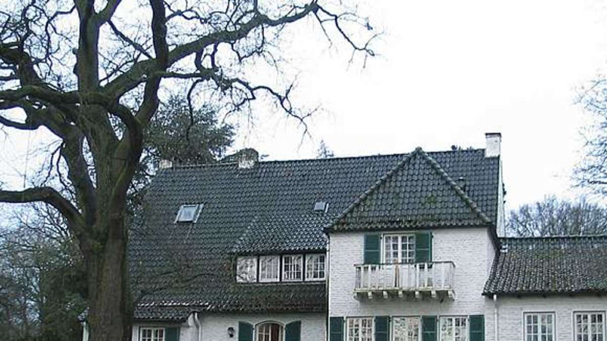 Enkelt hus Thurgau
