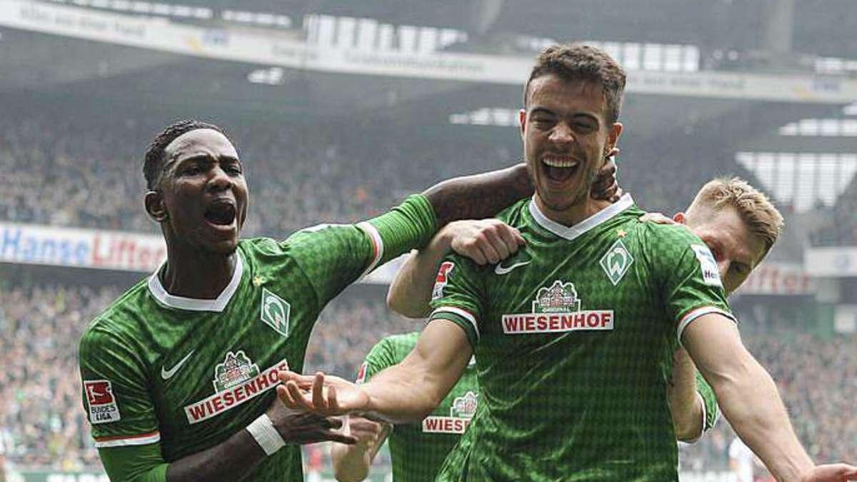 Bundesliga live ticker werder bremen gegen schalke 04 werder for Bundesliga live