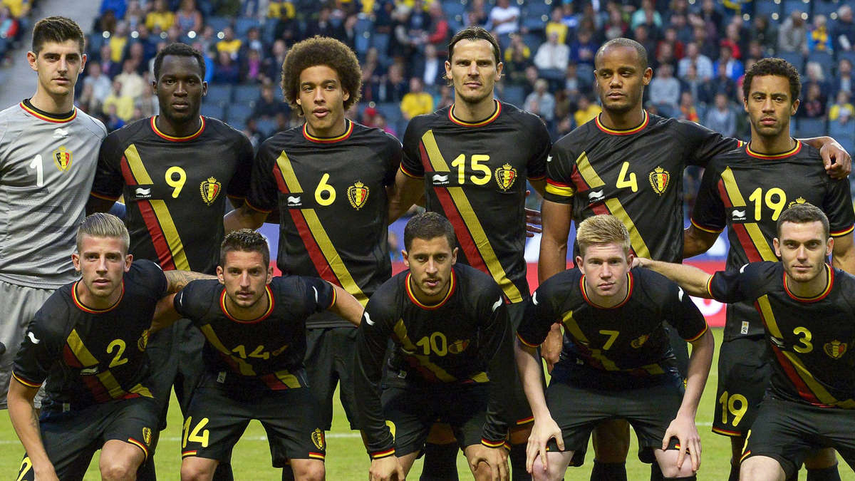 Belgien Nationalmannschaft