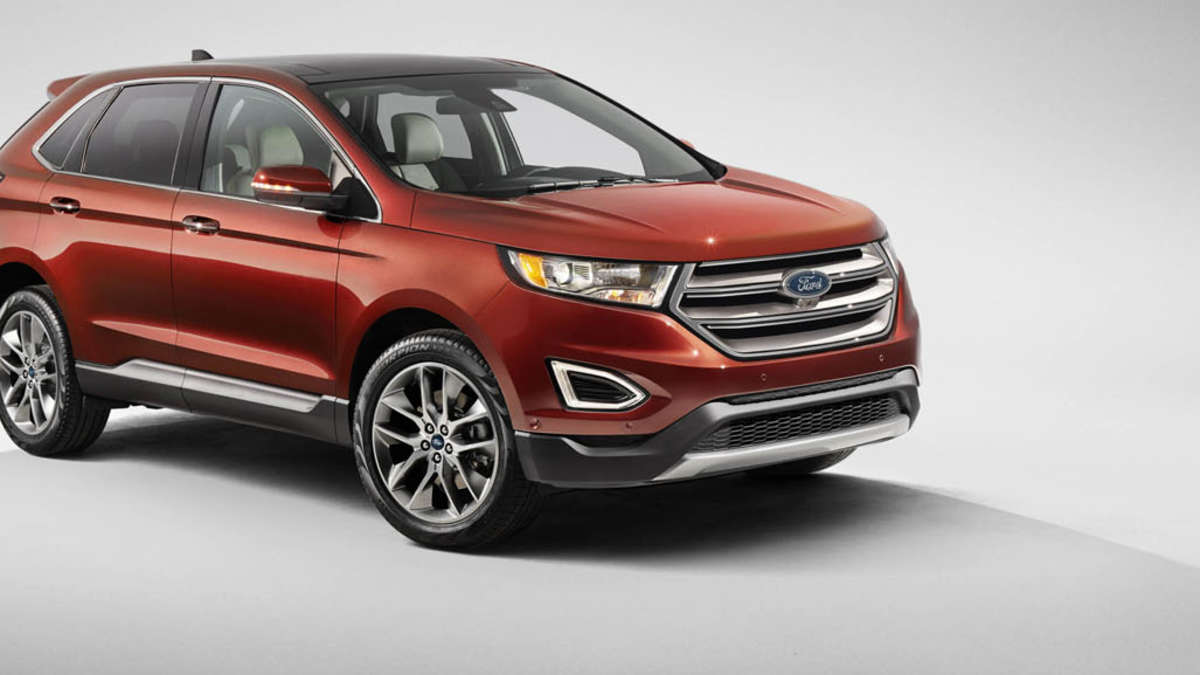 ford edge der neue crossover suv kommt 2015 nach europa. Black Bedroom Furniture Sets. Home Design Ideas