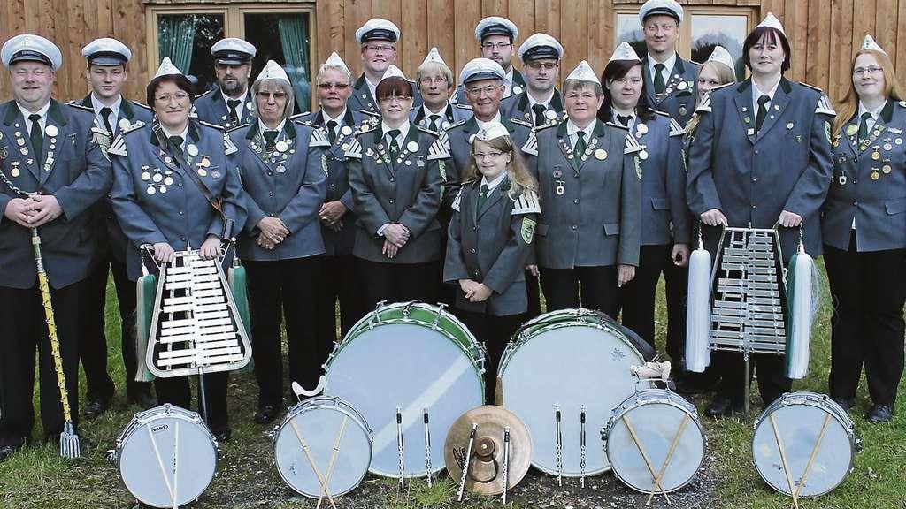 Spielmannszug Groß und Klein Köhren feiert sein 60 jähriges Bestehen Harpstedt