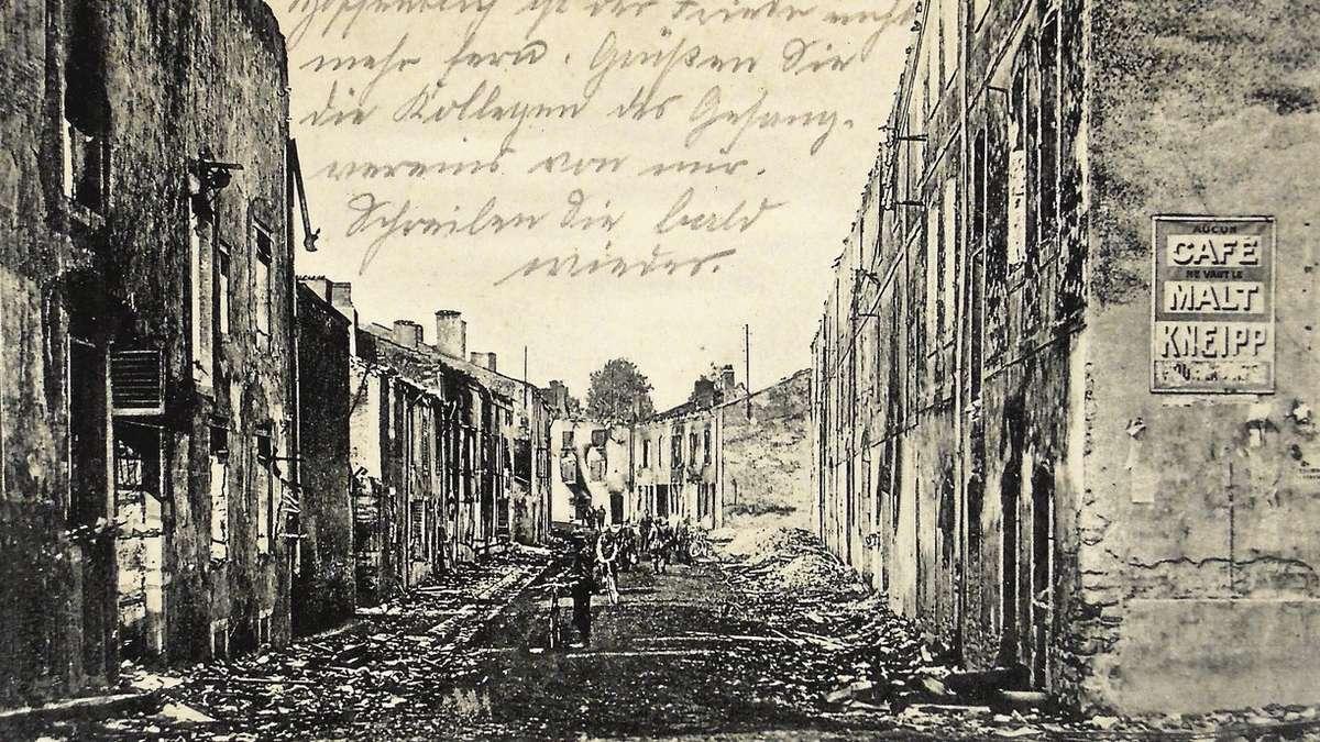 Serie Erster Weltkrieg