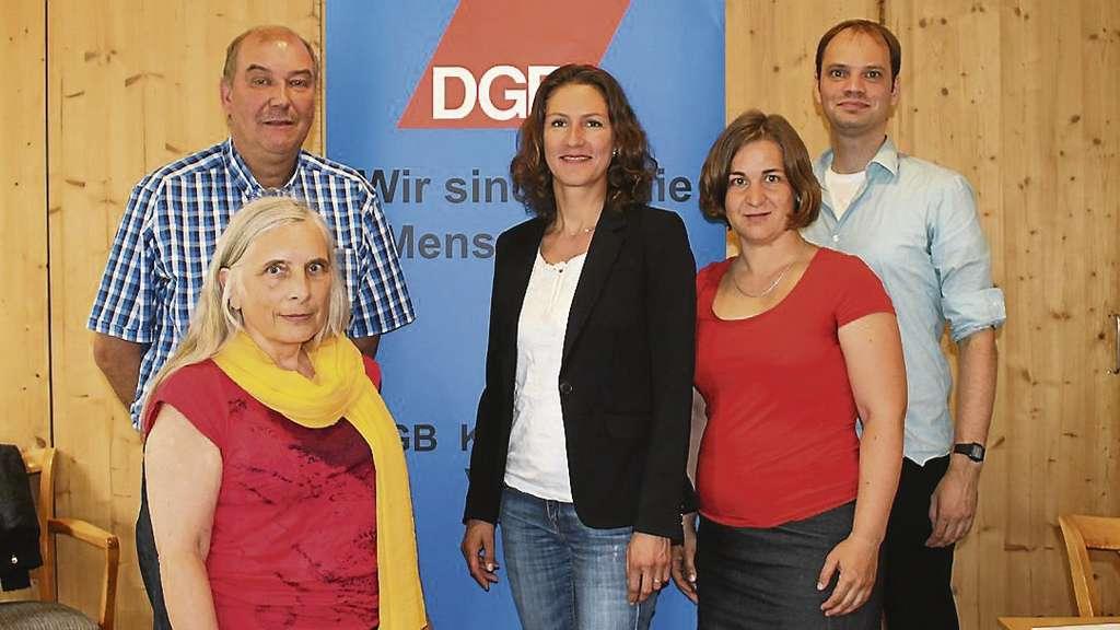 DGB Seminar zum Thema  Aufklärung als gesellschaftliche
