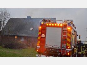 Schornsteinbrand in Einfamilienhaus - kreiszeitung.de