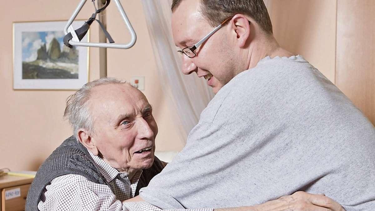 Pflegekräfte werden händeringend gesucht