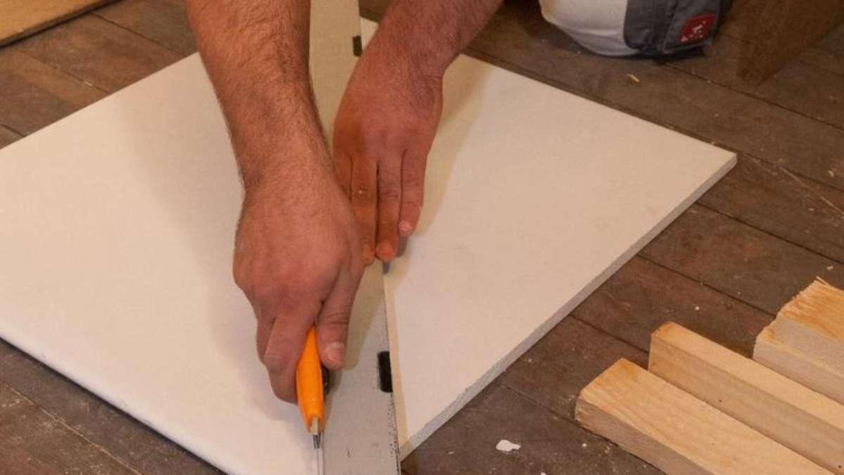 gips vor dem streichen mit tiefengrund behandeln wohnen. Black Bedroom Furniture Sets. Home Design Ideas