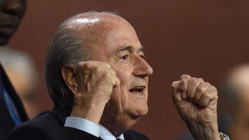 Sepp Blatter, FIFA-Skandal, Korruption, Kongress