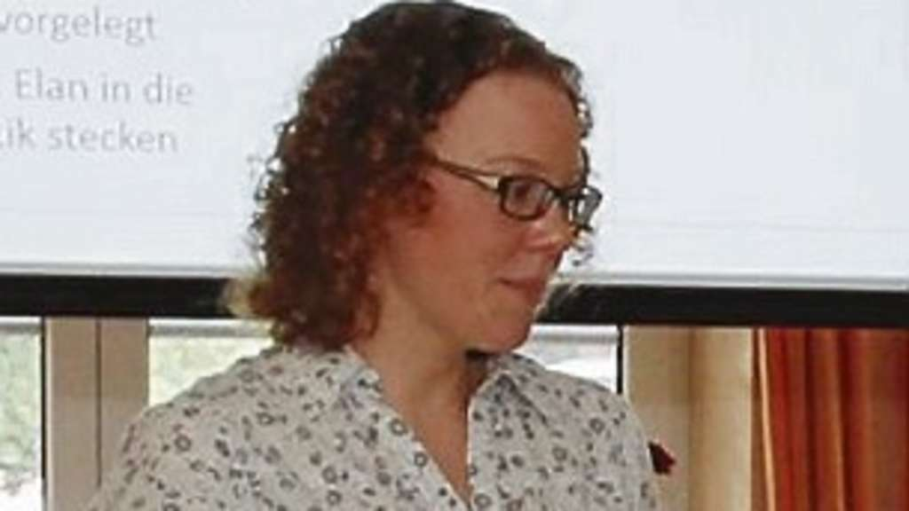 Dr. Julia Verlinden in Hemslingen.