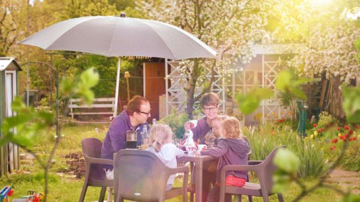 Porta Gartenmobel Madison : Gelbes und Gestricktes Die Gartenmöbel im Sommer 2016  Wohnen