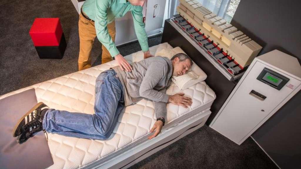 eine richtige f r alle gibt es nicht matratzen im test wohnen. Black Bedroom Furniture Sets. Home Design Ideas