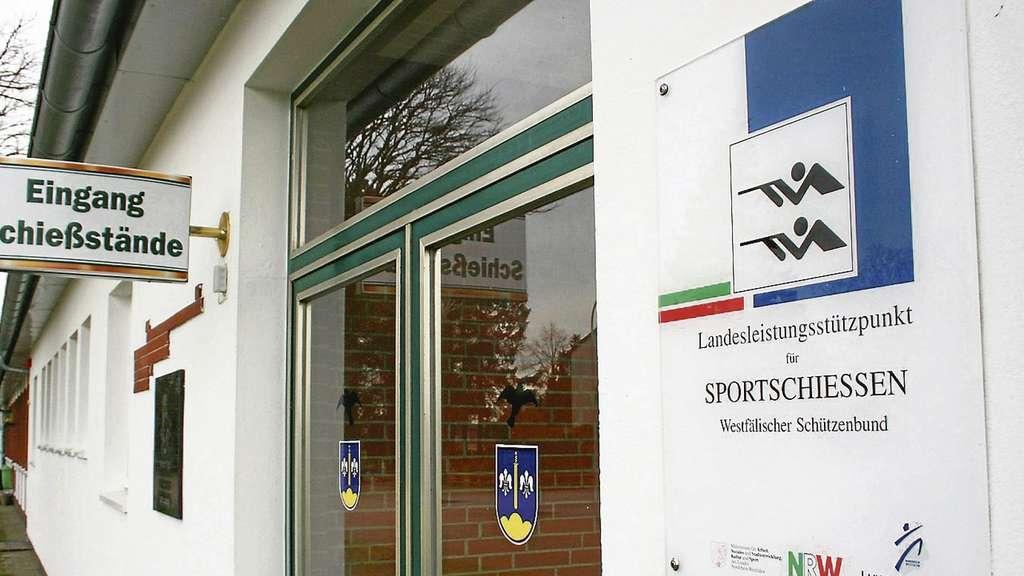 Das Schießsportzentrum in Oppenwehe hat zwar derzeit seinen Status als Landesleistungsstützpunkt verloren, finanzielle Unterstützung vom Kreis gibt's trotzdem. Der Fachausschuss sagte 2000 Euro für 2016 zu.