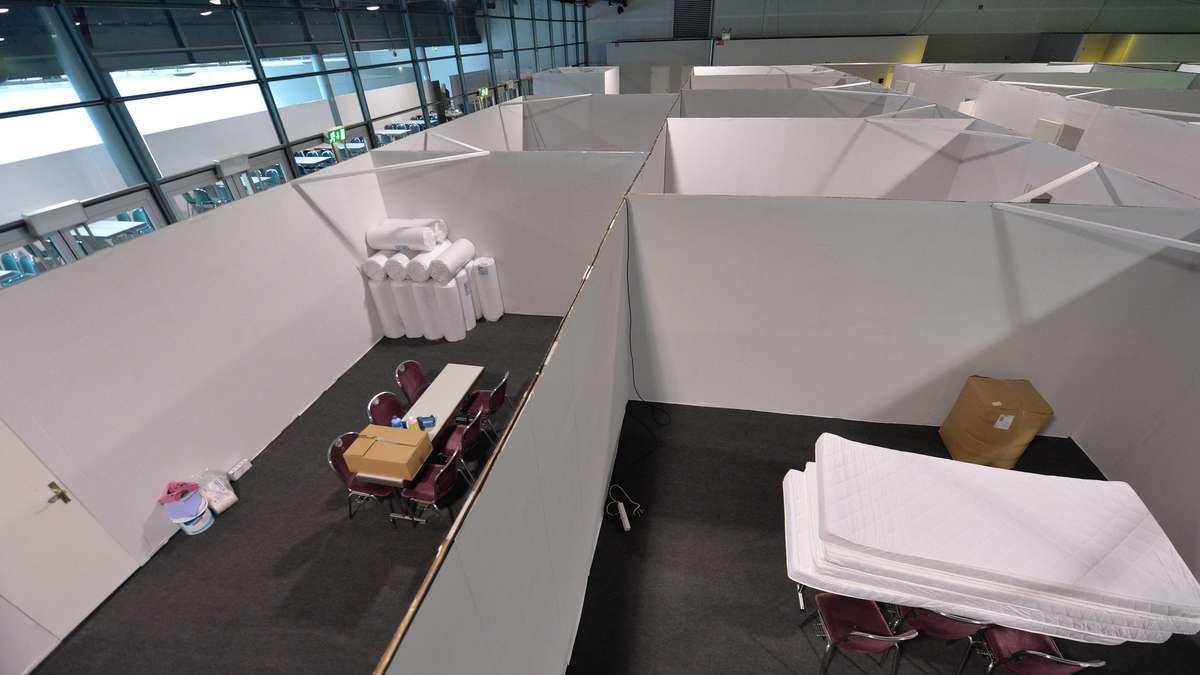 fl chtlinge verlassen unterkunft in bremen auf eigene. Black Bedroom Furniture Sets. Home Design Ideas