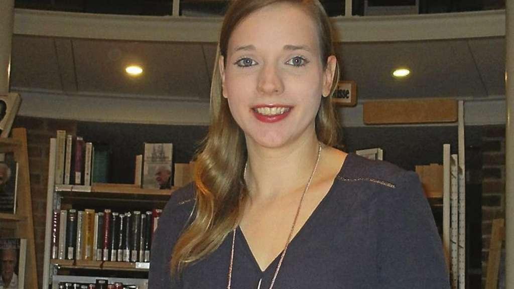 Anne Wizorek kam auf Einladung der Gleichstellungsbeauftragten nach Rotenburg.