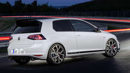 VW Golf GTI Clubsport (2016):