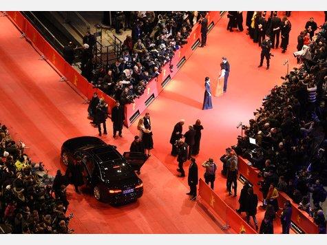 Die Berlinale 2016 wurde eröffnet.