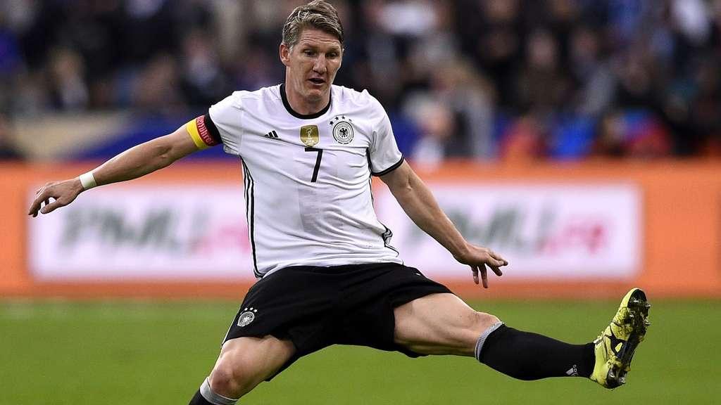 Fussball Kapitän Deutschland