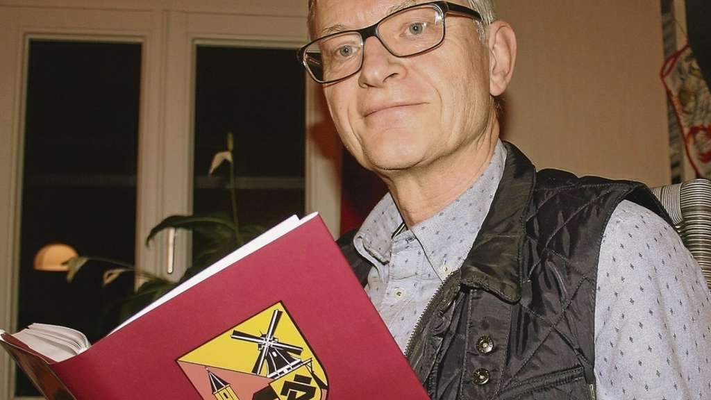 Mit Anton Bartling leitet seit zwölf Jahren ein waschechter Ostfriese die Geschicke des Heimat- und Verschönerungsvereins Martfeld.