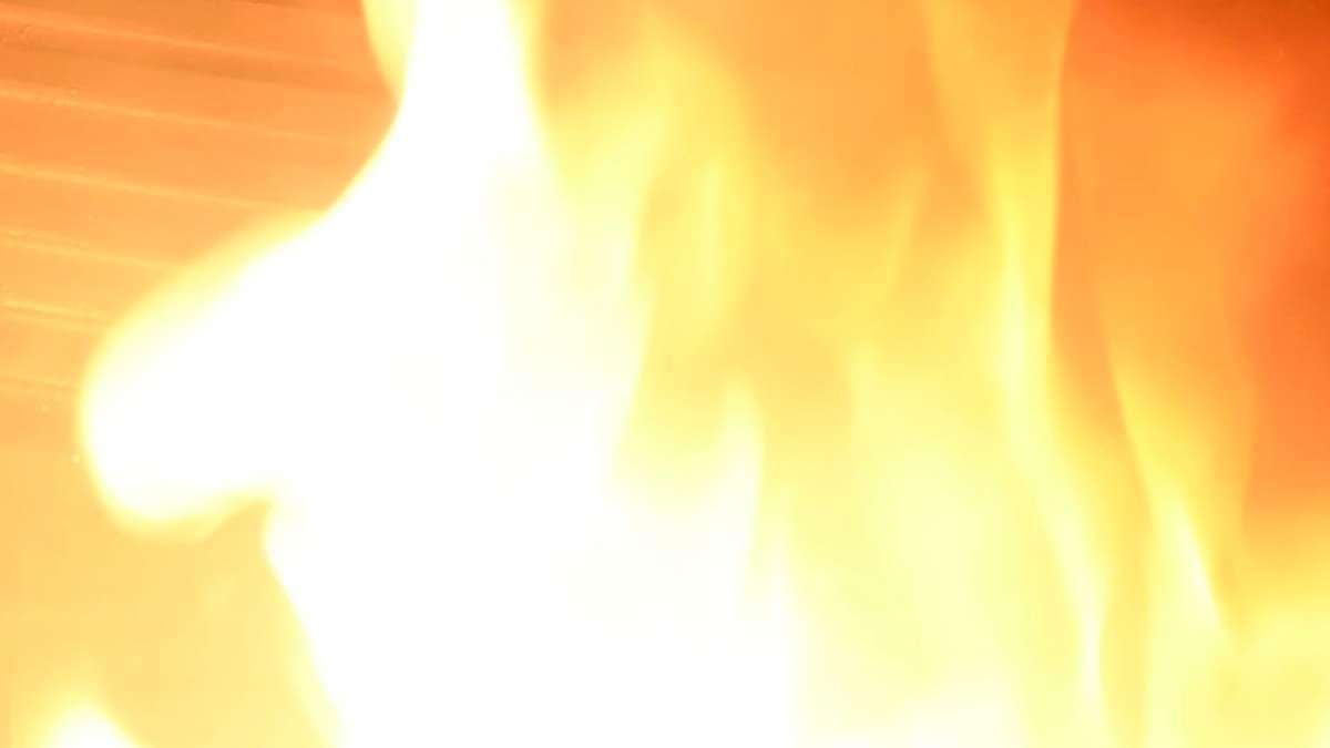 unfall mit grill und spiritus wohnhaus bei brand zerst rt niedersachsen. Black Bedroom Furniture Sets. Home Design Ideas