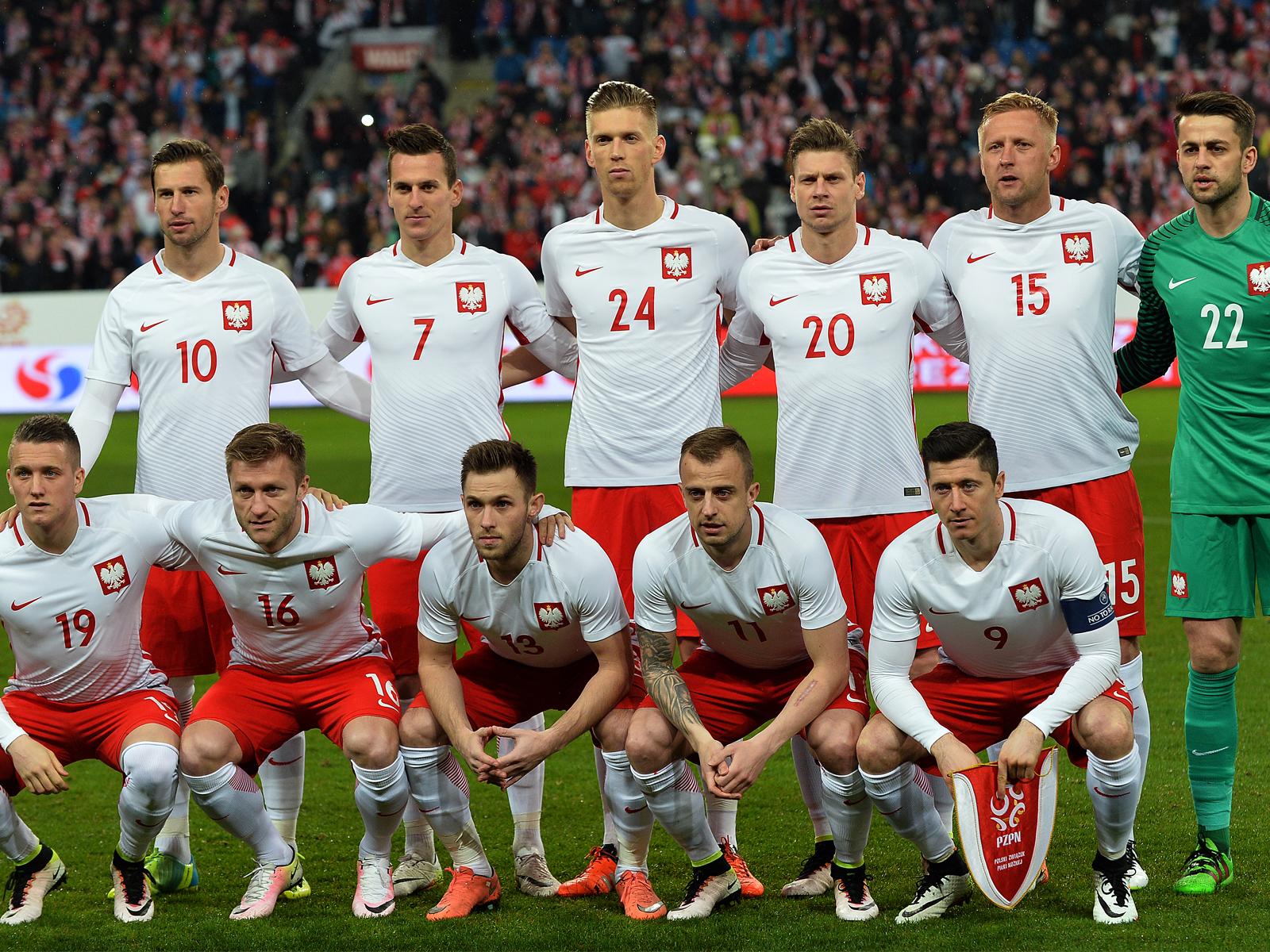 Kader Polen Wm 2021