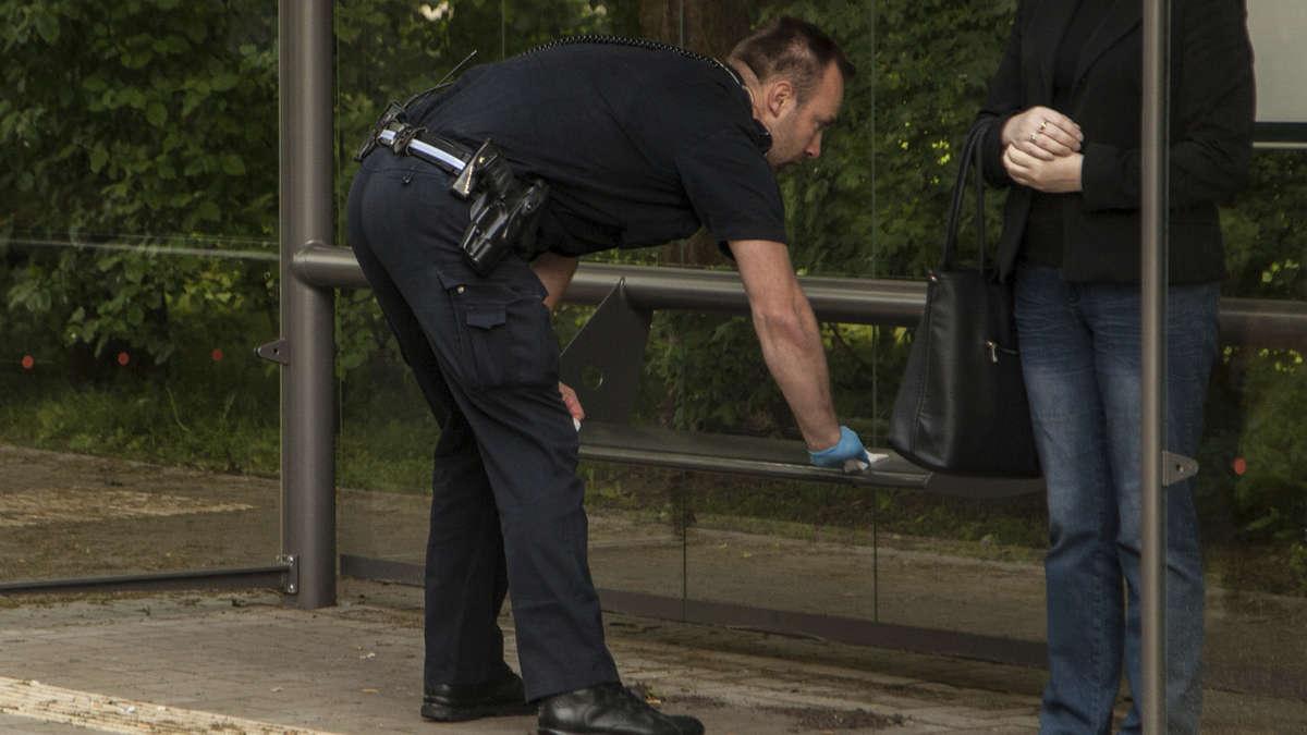 Mann Wird In Bremen Osterholz Am Freitagmorgen Berfallen