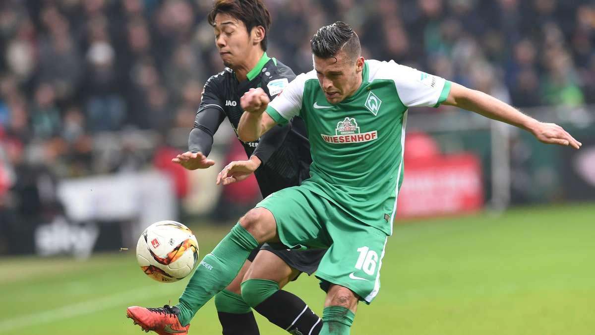 Bremen Spieler