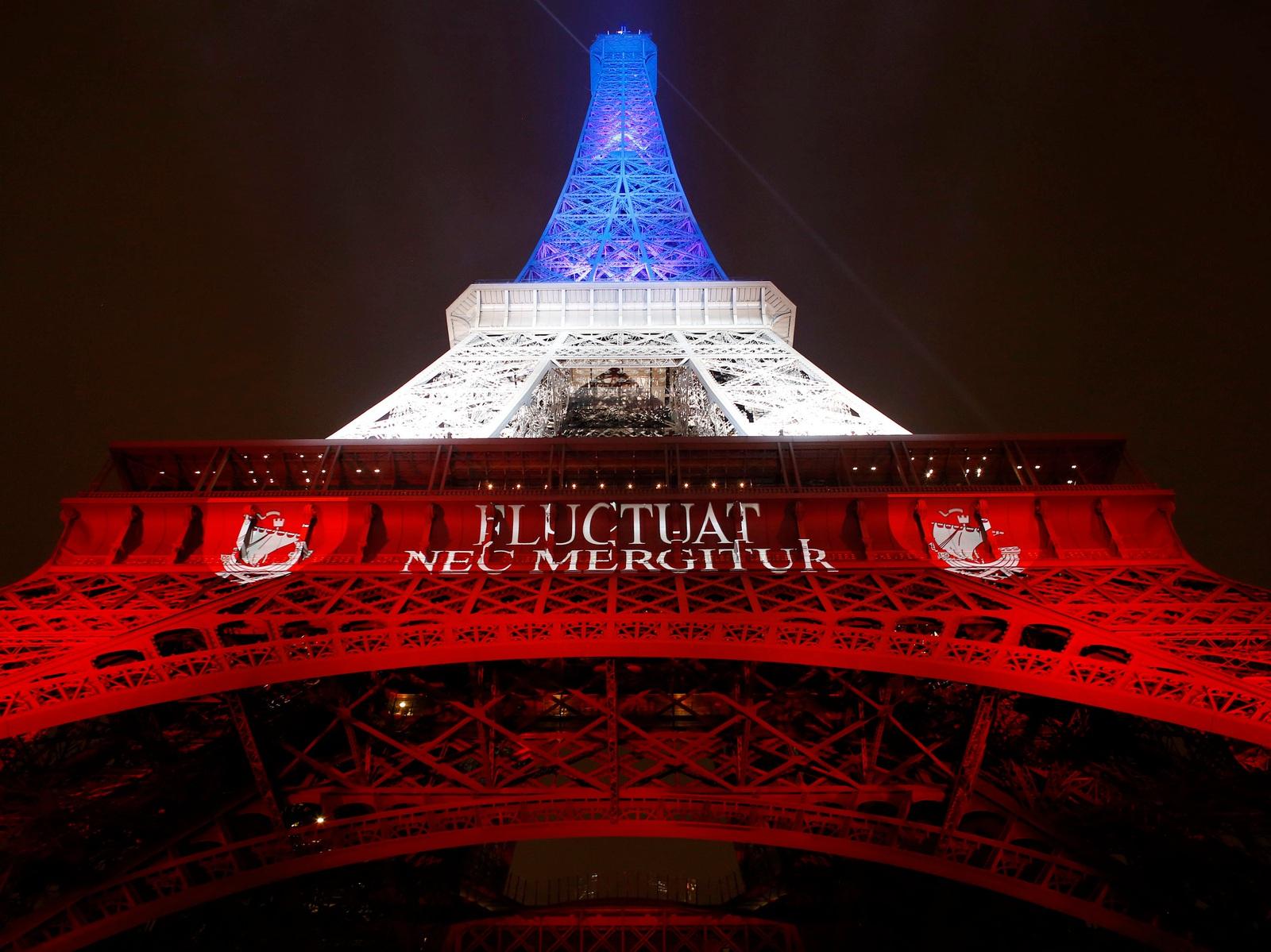 Eiffelturm Em
