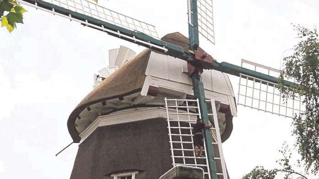 holländer drehen