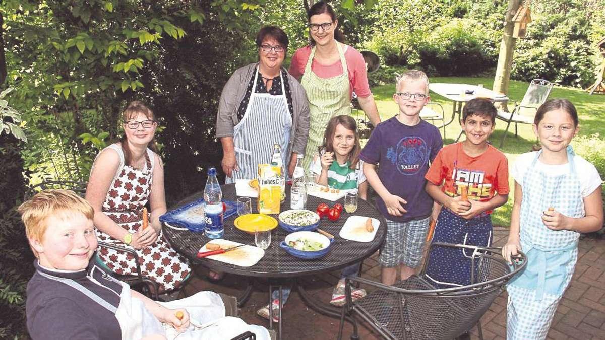 kirchdorfer ferienkiste sechs kids kochen und genie en