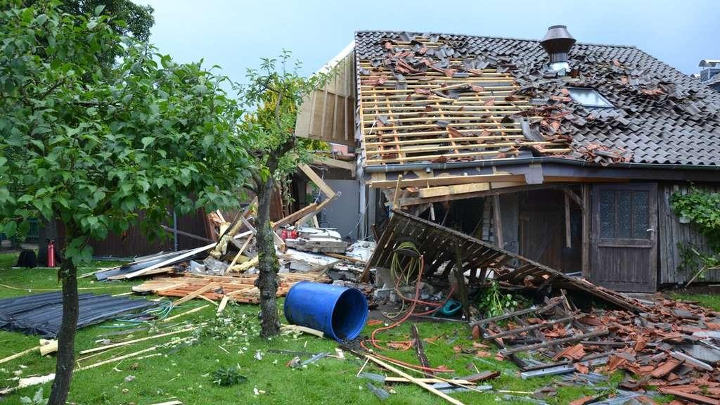 explosion an der stra e zum buchenholz am mittwochmorgen tarmstedt. Black Bedroom Furniture Sets. Home Design Ideas