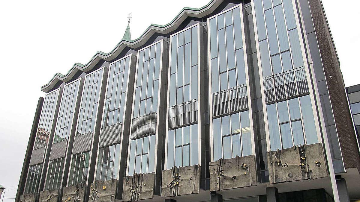 50 jahre haus der b rgerschaft in bremen architektur der - Haus der architektur ...