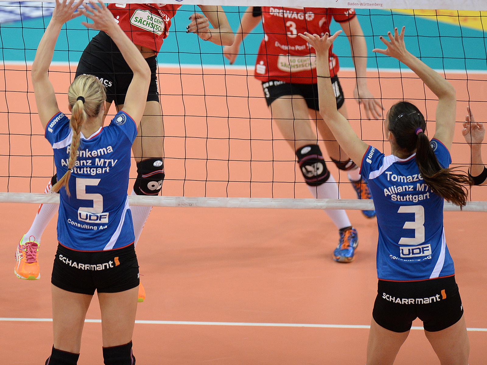 MTV Stuttgart: Porno-Skandal in der Volleyball-Bundesliga