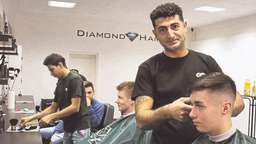 """Diamond Haircut"": Typgerechtes Styling im Fokus"