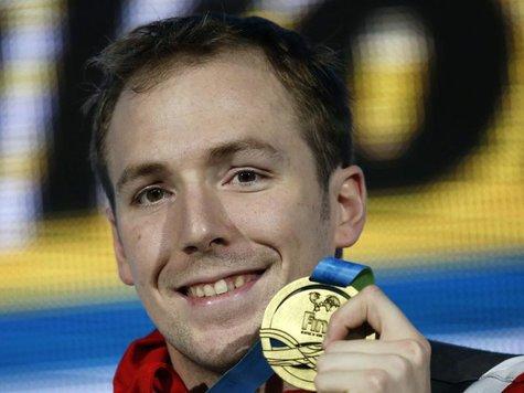 Marco Koch holt Weltmeistertitel über 100 Meter Brust
