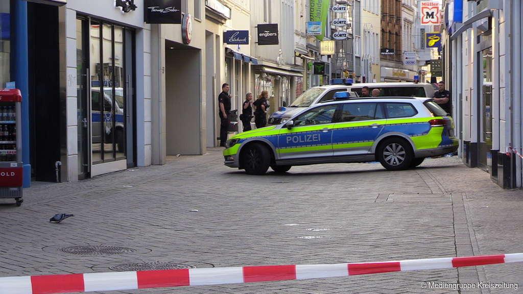 Oldenburg: Mann stirbt nach Messerattacke