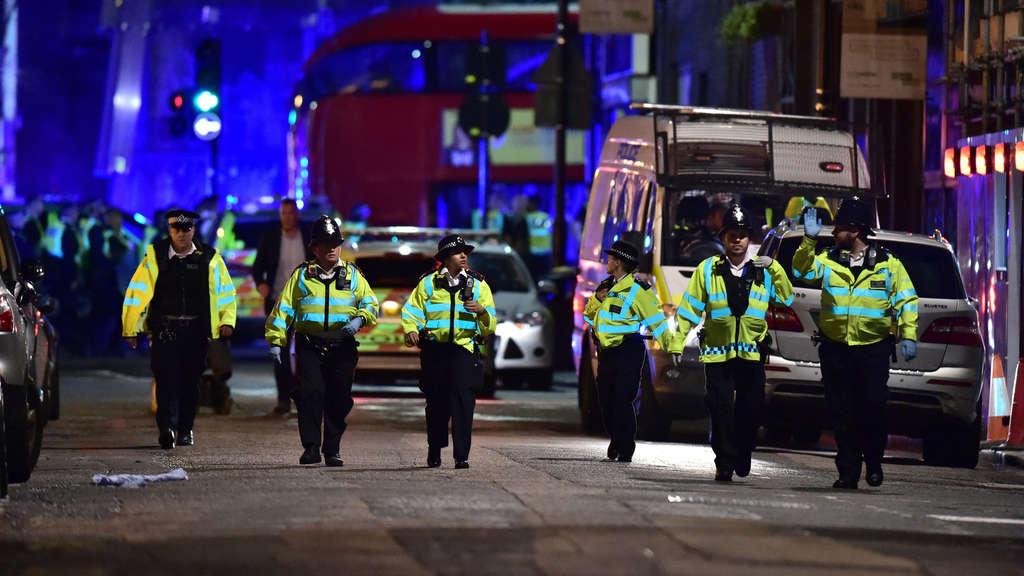 Terrorattacke in London: Was wir wissen - und was nicht