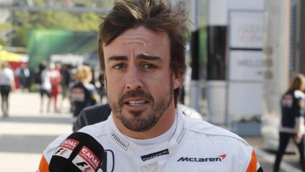 Rennen in einer Formel-1-Saison: Nicht mit Alonso