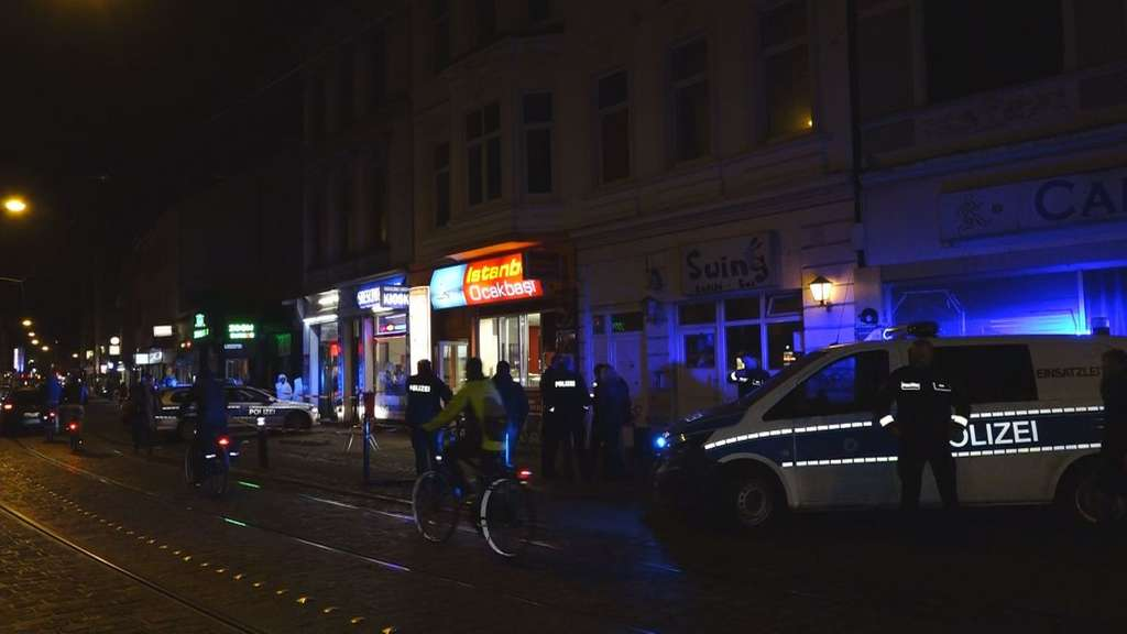 Bremer Viertel   Tödliche Messerstecherei vor Döner-Laden