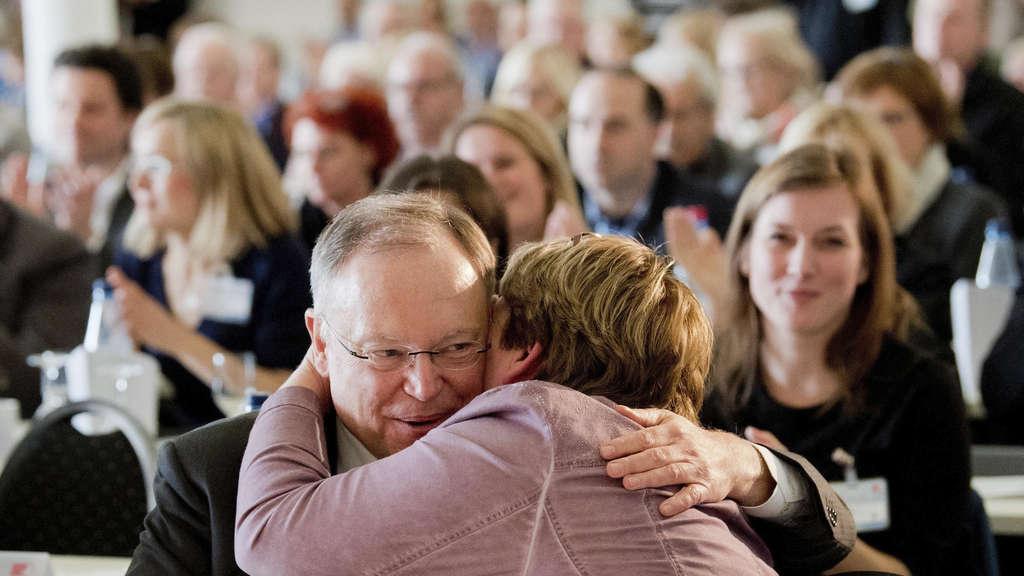SPD-Parteitag zum Koalitionsvertrag