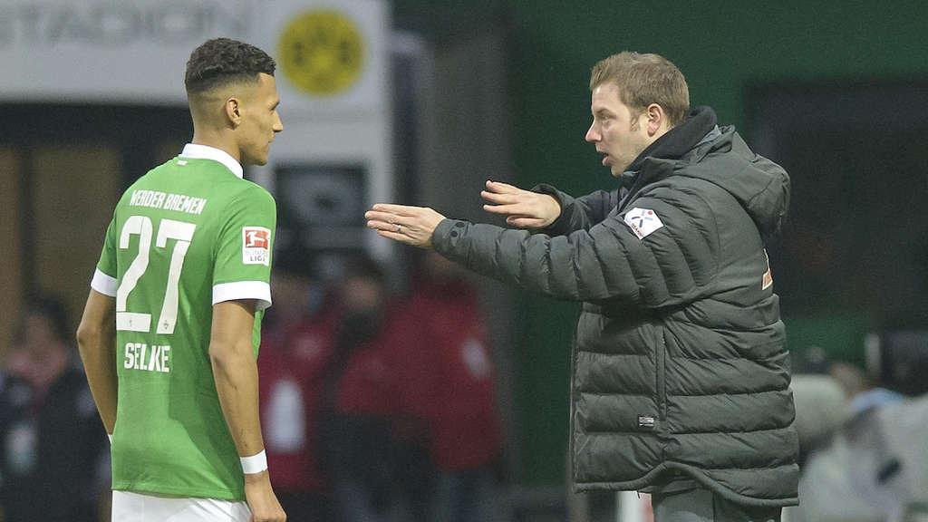 Werder Bremen tritt im Abstiegskampf auf der Stelle