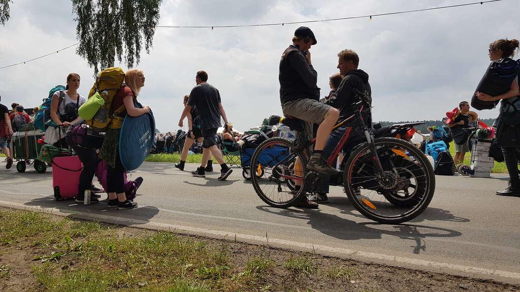 Schwerverletzter bei Hurricane Festival in Scheeßel
