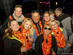 Beachparty in Schwarme